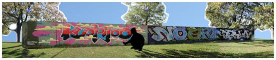 Laillista graffitia